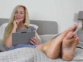 Mature soles showed