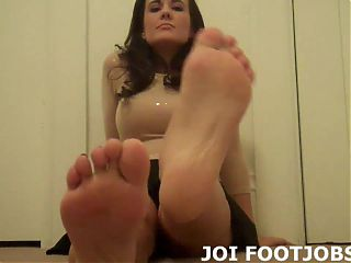 We want you to beg for our perfect feet