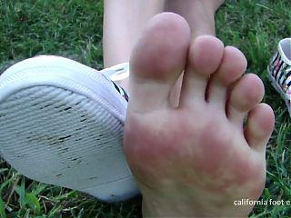 Taryns size 9 soles