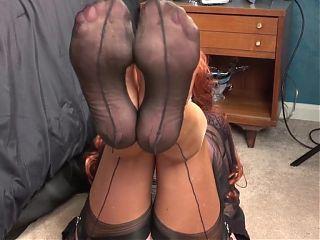 Samantha Legs and Heels