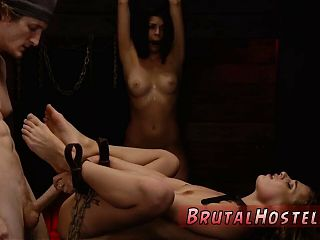 Pussy clamps bondage and famous toon xxx Two youthful